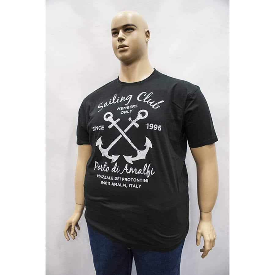 extra méretű férfi póló