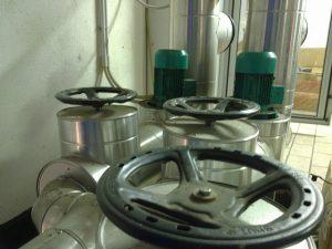 A hidrofor tartály jól jön