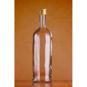 Literes üveg